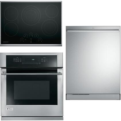 Monogram 889884 Kitchen Appliance Package & Bundle Stainless Steel, 1