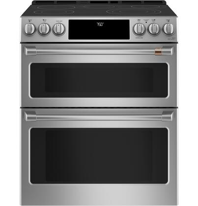 Cafe CES750P2MS1 Slide-In Electric Range Stainless Steel, CES750P2MS1 Main Image