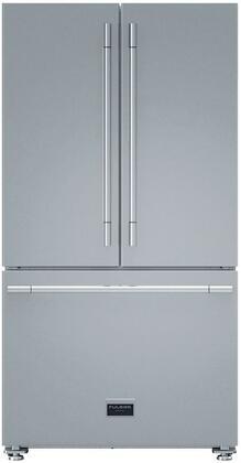 Fulgor Milano Sofia F6FBM36S1 French Door Refrigerator Stainless Steel, F6FBM36S1 French Door Refrigerator