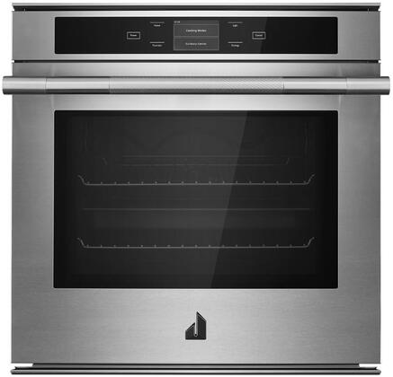 Jenn Air Jjw2424hl 24 Inch Rise Electric Single Wall Oven With 2 6