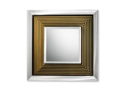 4111247S Epoch Multi-Color Infinity Mirror Square in