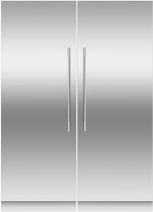 Fisher Paykel  966237 Column Refrigerator & Freezer Set Stainless Steel, 1
