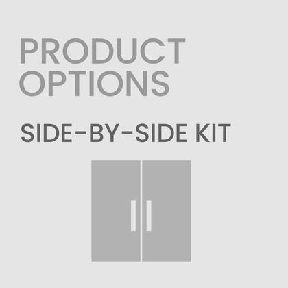 Liebherr  990142800 General Refrigerator Accessory , Side-by-Side Kit