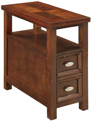 Acme Furniture Perrie Collection 80921 12 Inch Side Table with 1
