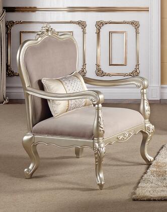 Cosmos Furniture Elanor 3037CSELA Living Room Chair Beige, DL 021e065de44a805b68975e3fafc8