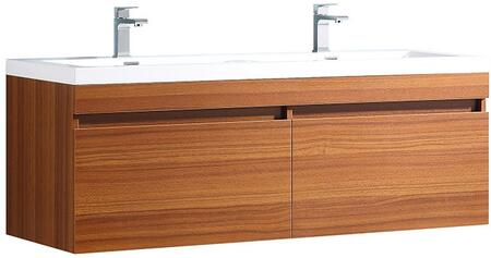 Fresca Largo FCB8040TKI Sink Vanity Brown, Main Image