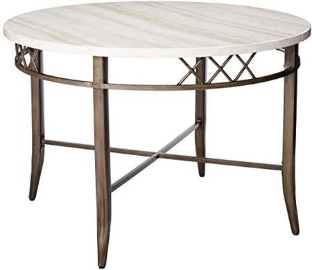 Acme Furniture Aldric 73000 Dining Room Table Black, 73000
