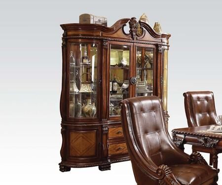 Acme Furniture Winfred 60078 China Cabinet Brown, 1