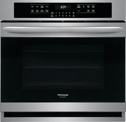 Frigidaire Gallery FGEW3066UF Single Wall Oven Stainless Steel, Main Image
