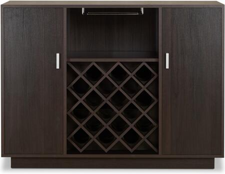 Acme Furniture Hazen 72605 Dining Room Buffet Brown, 1