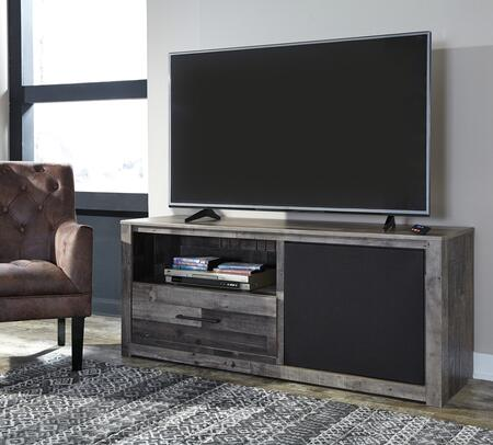 Signature Design by Ashley Derekson W20068A41 52 in. and Up TV Stand Gray, Main Image