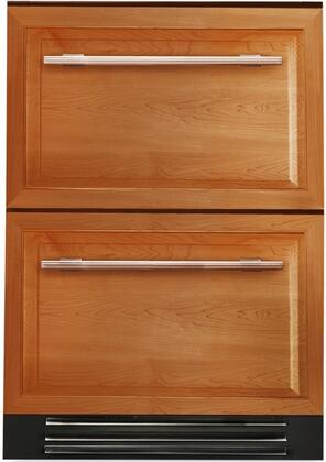 True Residential  TUF24DOPB Drawer Freezer Panel Ready, Main Image