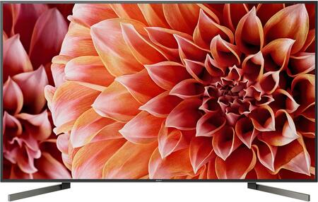 "XBR49X900F 49"""" Class LED Smart TV with 4K UHD  Triluminos  Dual Database Processing  and DSEE  in -  Sony"