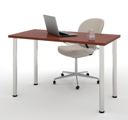 Bestar Furniture Bestar 6585239 Office Desk Brown, Main View