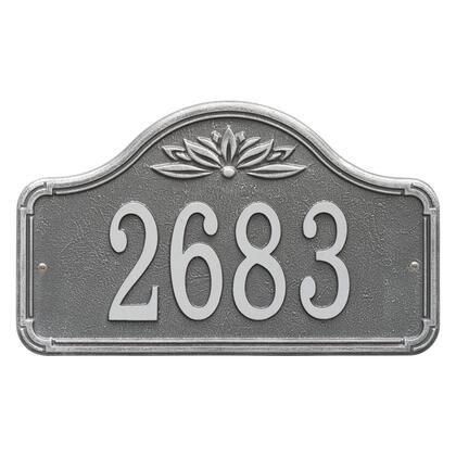Whitehall Products Ivenwood 2958PS Address Plaques, 2958PS KO