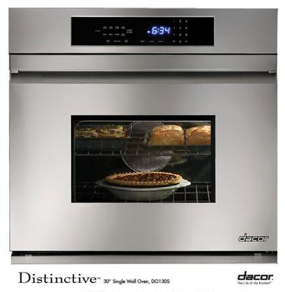 Dacor Distinctive DO130S Single Wall Oven Stainless Steel, 1