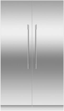 Fisher Paykel  966282 Column Refrigerator & Freezer Set Stainless Steel, 1