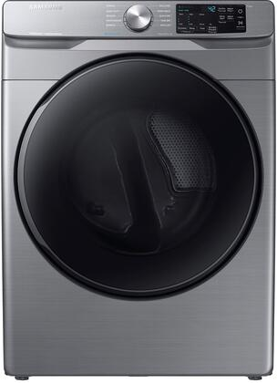 Samsung DVE45R6100P Electric Dryer Platinum, DVE45R6100P Front Load Electric Dryer