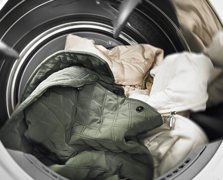 Whirlpool Duet Steam WGD94HEXW Gas Dryer , 1