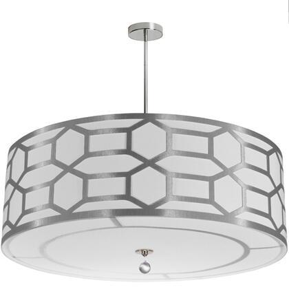 Dainolite PEM488LPPCSV Ceiling Light, DL cafc51ae84139b1b5defbfe92d51