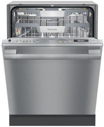Miele G7000 G7156SCVISF Built-In Dishwasher Stainless Steel, Main Image