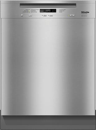 Miele Crystal G6625UCLST Built-In Dishwasher Stainless Steel, G6625UCLST Pre-Finished, Full-Size Dishwasher