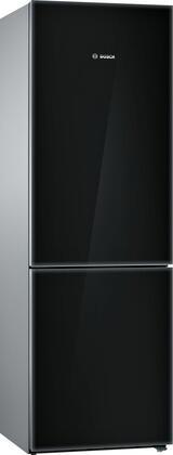 "Bosch 800 Series B10CB81NVB Bottom Freezer Refrigerator Black, B10CB81NVB 24"" Bottom Freezer Refrigerator"