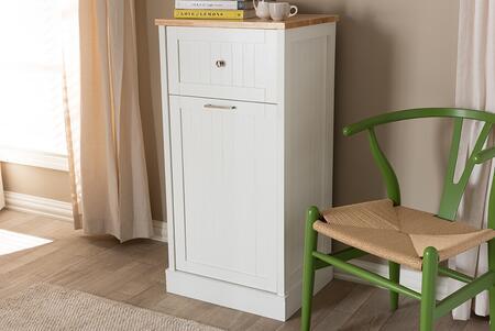 Wholesale Interiors  WS01OAKWHITE Kitchen Cabinets , 8320 8