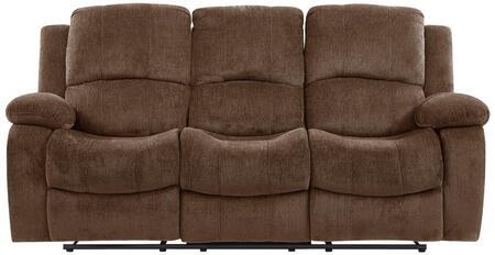 Global Furniture USA U3118 U3118CSUBARUCOFFEERSWDDT Living Room Sofa Brown, Main Image