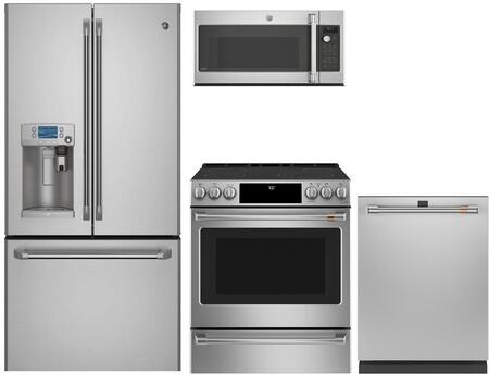 Cafe 891481 Kitchen Appliance Package & Bundle Stainless Steel, Main image