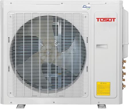 Tosot TM30H4O Mini Split Outdoor Unit White, Main Image