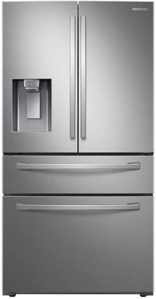 Samsung  RF22R7351SR French Door Refrigerator Stainless Steel, Main Image