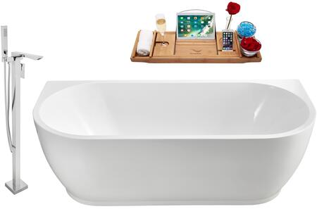 Streamline NH520140 Bath Tub, Main Image