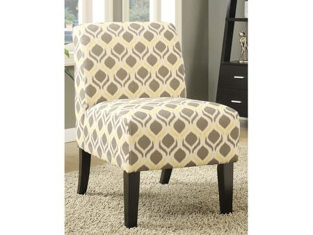 Acme Furniture Ollano 59440 Accent Chair Multi Colored, Main Image