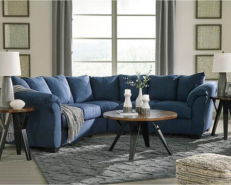 Flash Furniture Darcy FSD 1109SEC BLU GG