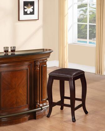 Linon 17820B01 Bar Stool, 1