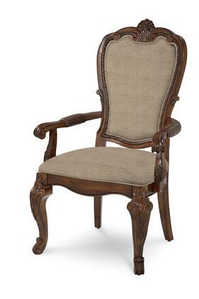 143218-2606 Old World – Upholstered Back Arm