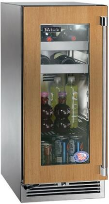Perlick Signature HP15BS44LL Beverage Center Panel Ready, Main Image