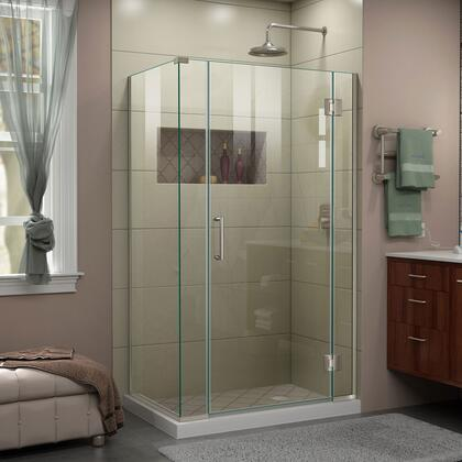 DreamLine Unidoor-X UnidoorX Shower Enclosure RS45 EN 6HP 30D 6IP 30RP 04