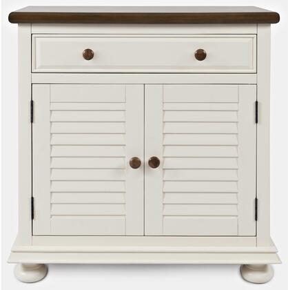 Vineyard Haven Collection 1868-32  Accent Chest – Cottage White Two Tone in Cottage White Two