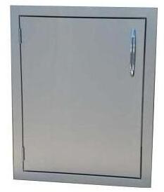 Capital CG24ADVS Access Door Stainless Steel, Main Image