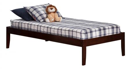 Atlantic Furniture Concord AR8021034 Bed Brown, AR8021034