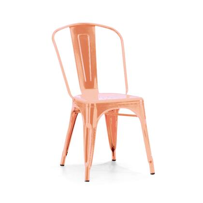 Design Lab MN Dreux LS9000CRGLD Accent Chair Red, 397b141f 2264 4e94 8937 cb886feeb9d6