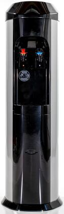 MW1-SS Denali Stainless Steel BottleLess Water Cooler with Stainless Steel Cold and Hot Reservoirs  1200 Gal. Water Purification System  Backup