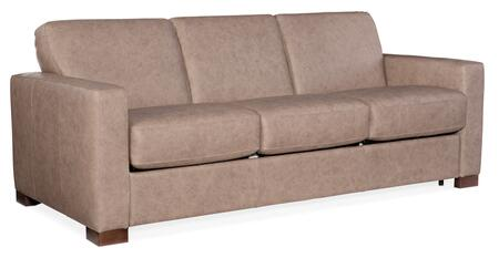 Hooker Furniture SS Series SS720SL3083 Sofa Bed Beige, Silo Image