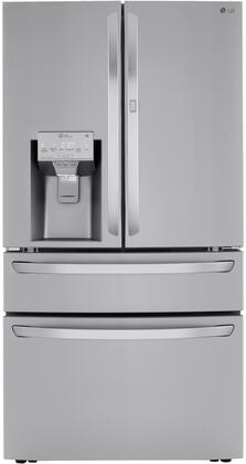 LG LRMDC2306S French Door Refrigerator Stainless Steel, LRMDC2306S Front