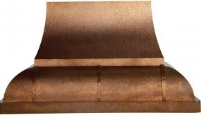 Vent-A-Hood Designer JCHX Range Hood Copper, Templat Image