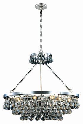 Elegant Lighting 1509D32PN Ceiling Light, Image 1