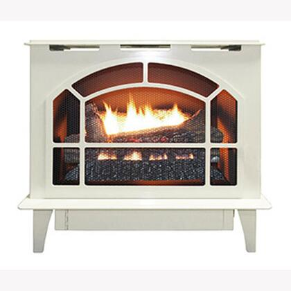 Townsend II Series NV S-TOWNSEND ALD-NG Natural Gas Steel Stove in