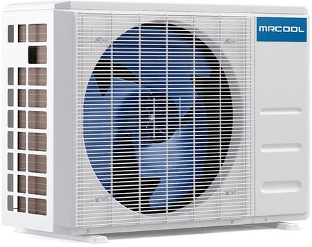DIY-MULTI4-36HP230 DIY Series 36000 BTU Heat Pump Condenser Outdoor Unit with Leakage Detection  Low Ambient Cooling  Auto Restart and Gold Fin